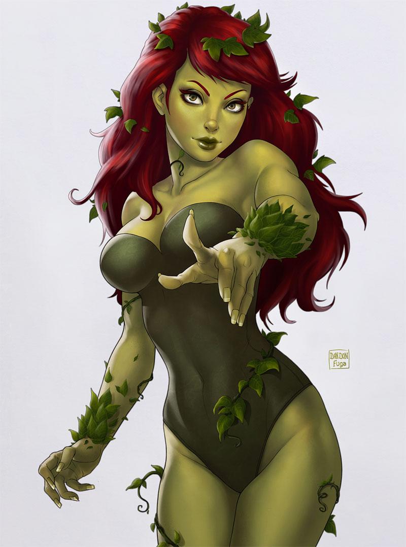 3-Poison-Ivy